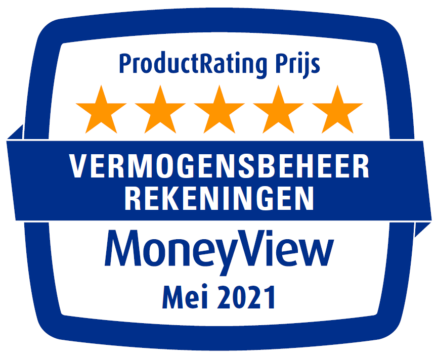 Duurzaam beleggen bij BrightPensioen krijgt nu ook vijf sterren MoneyView op 'prijs'