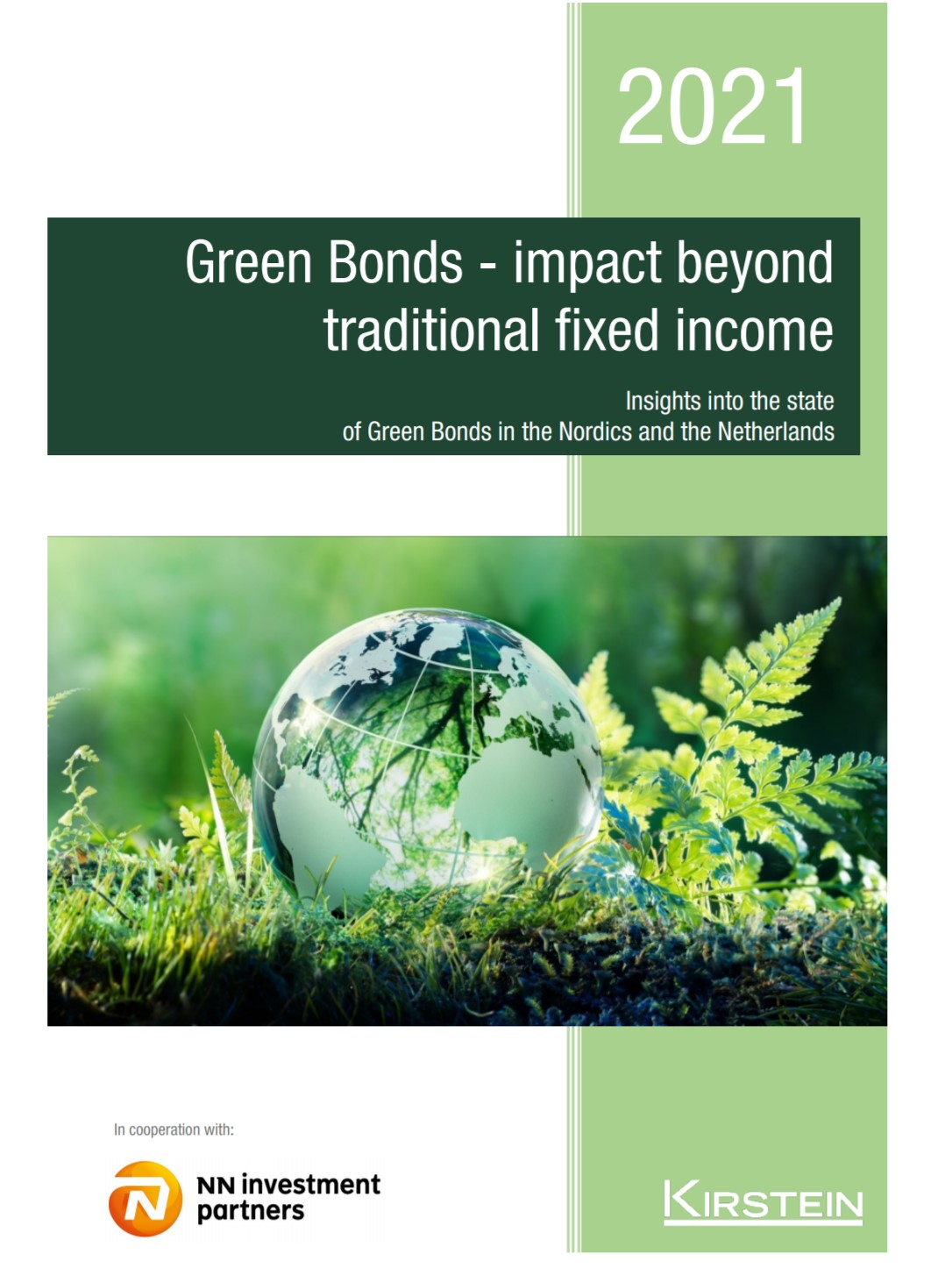 New study shows strong green bond focus in Nordic and Dutch markets