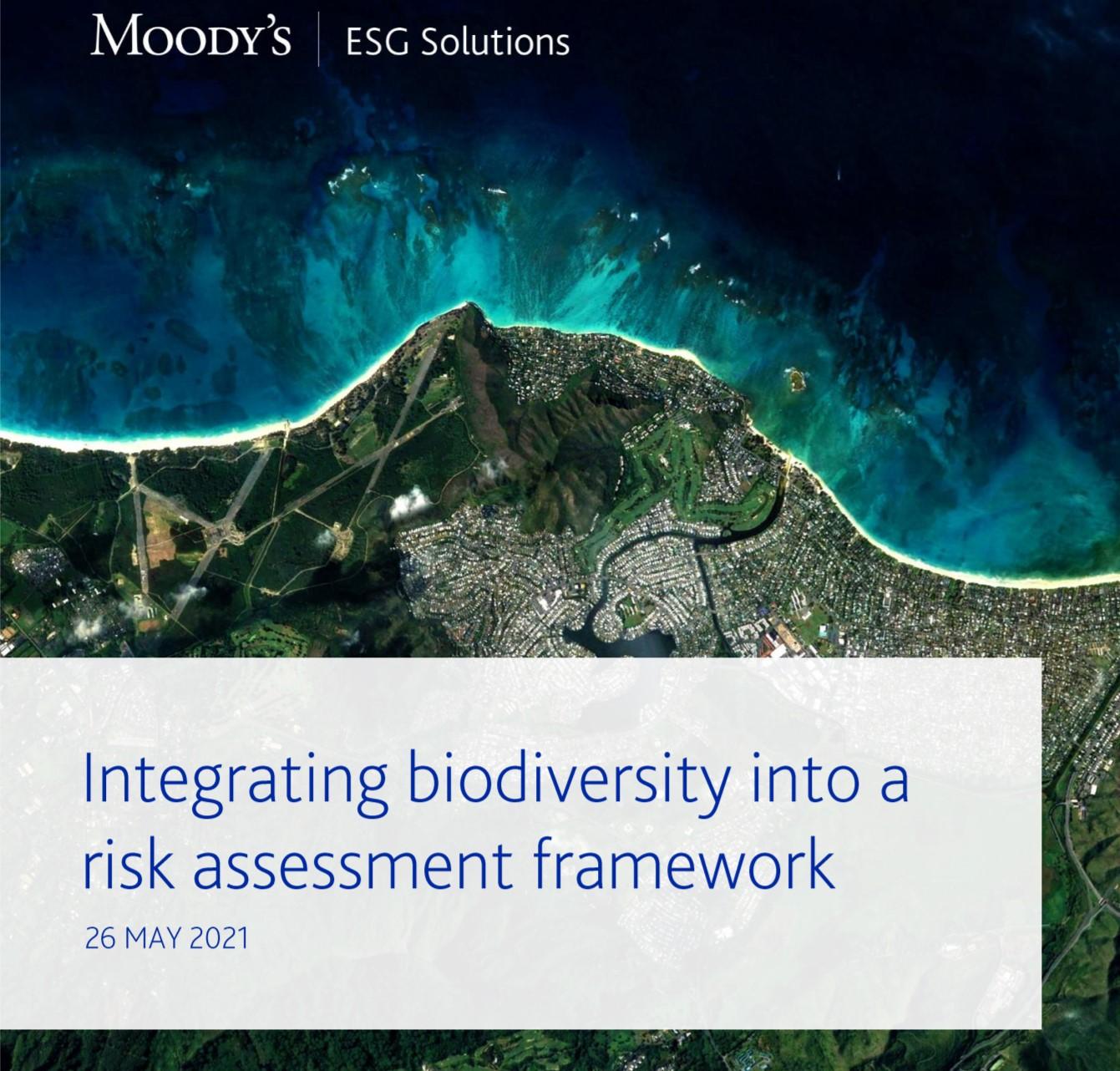 Onderzoek Moody's: meer dan een derde van de bedrijven heeft te maken met verlies van leefgebied