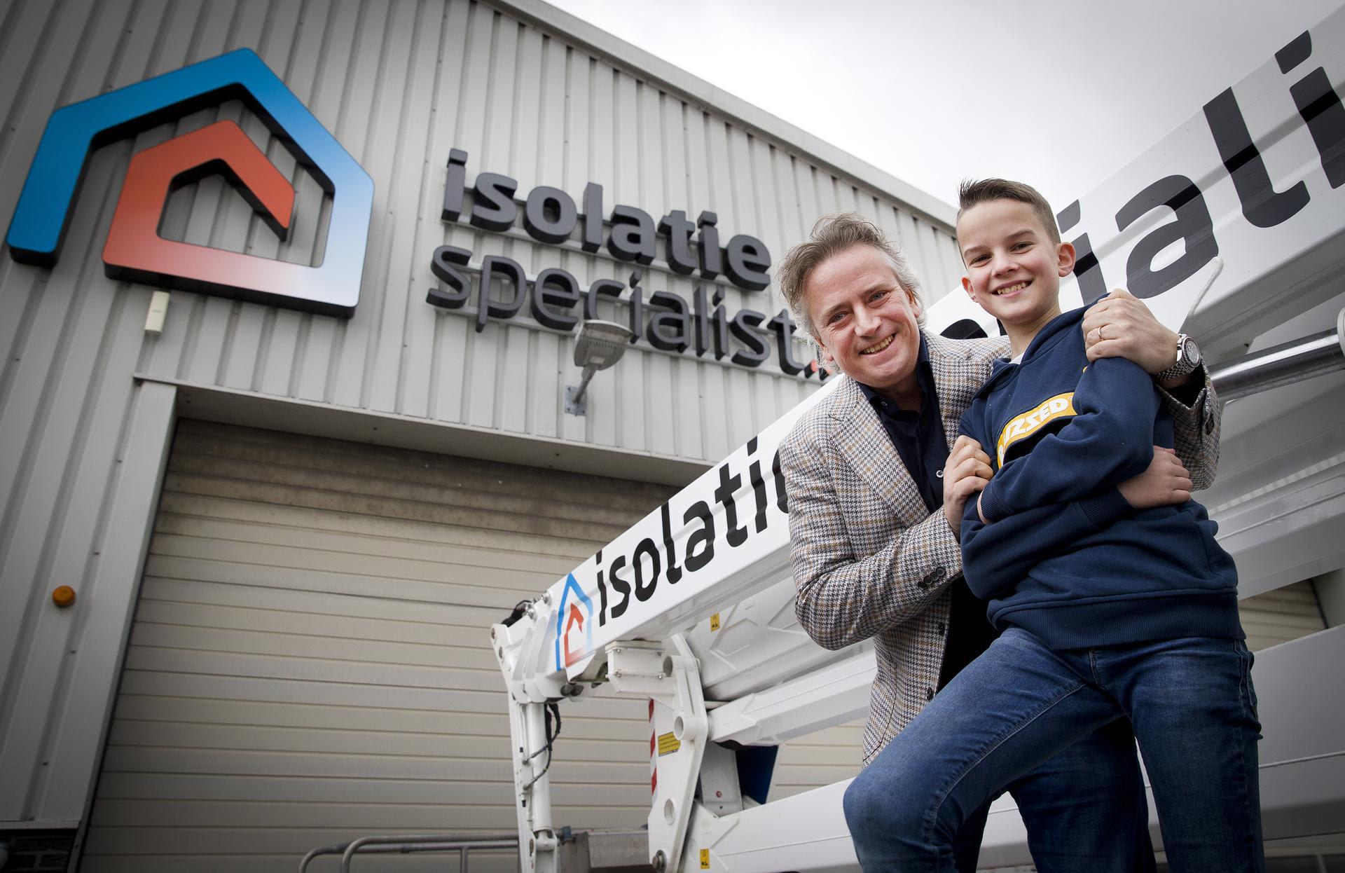 Pieter Schoen steekt miljoenen groeigeld in Isolatiespecialist.nl