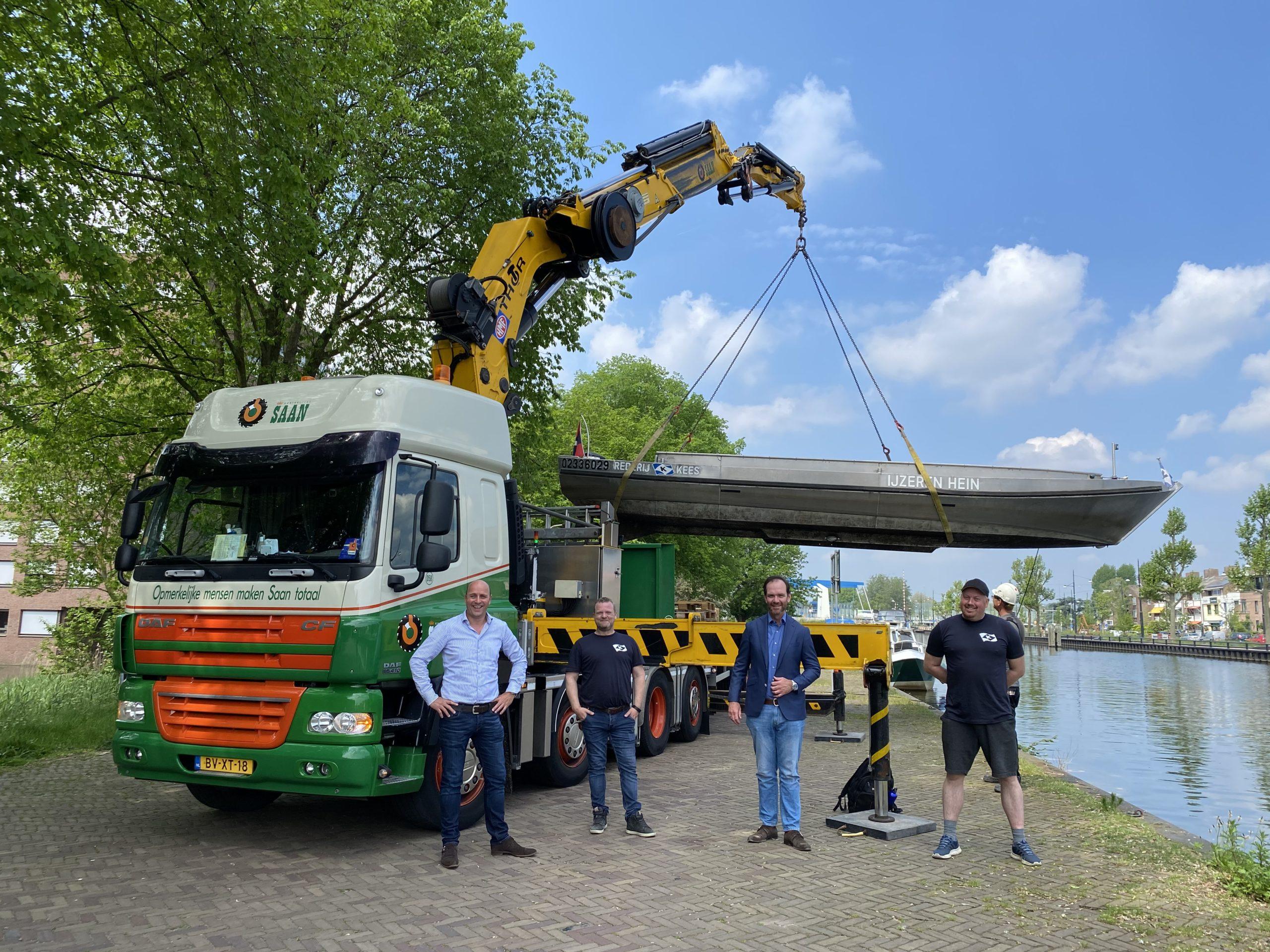 DOEN Participaties en Koninklijke Saan investeren in Rederij KEES