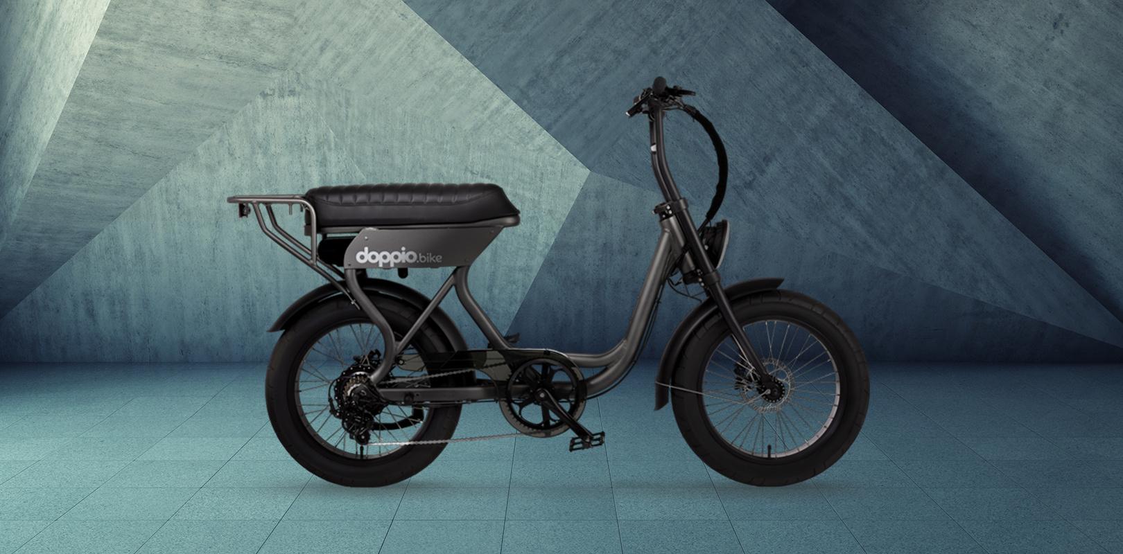 E-bike merk doppio haalt geld op bij investeerder Airbridge en start crowdfunding