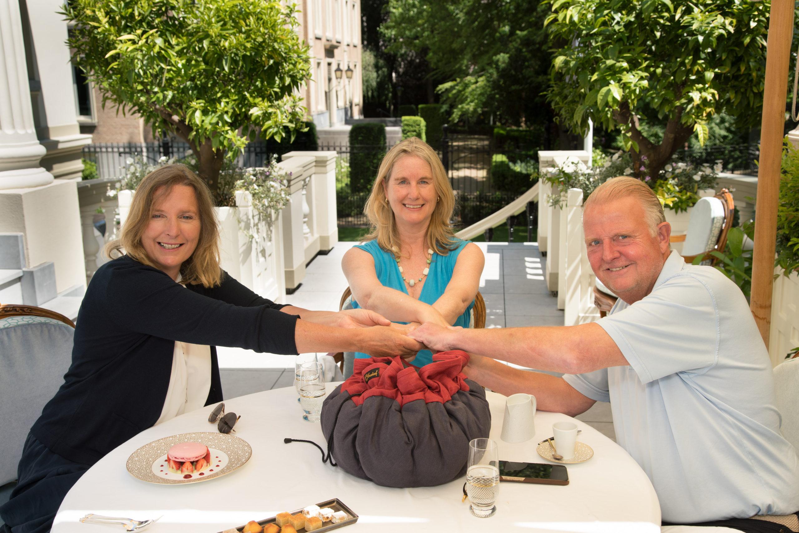 Michel Perridon investeert in energiebesparende Ecostoof