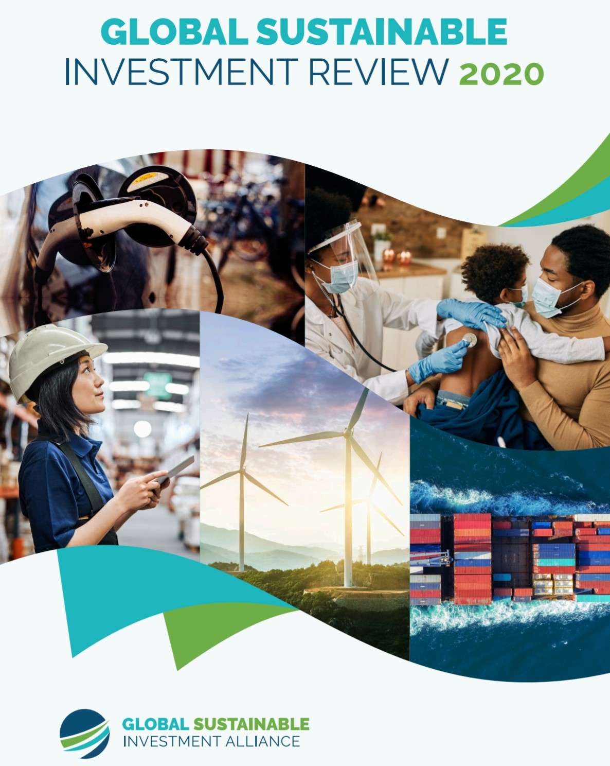 Report: Global sustainable investment hits $35.3trn wordwide