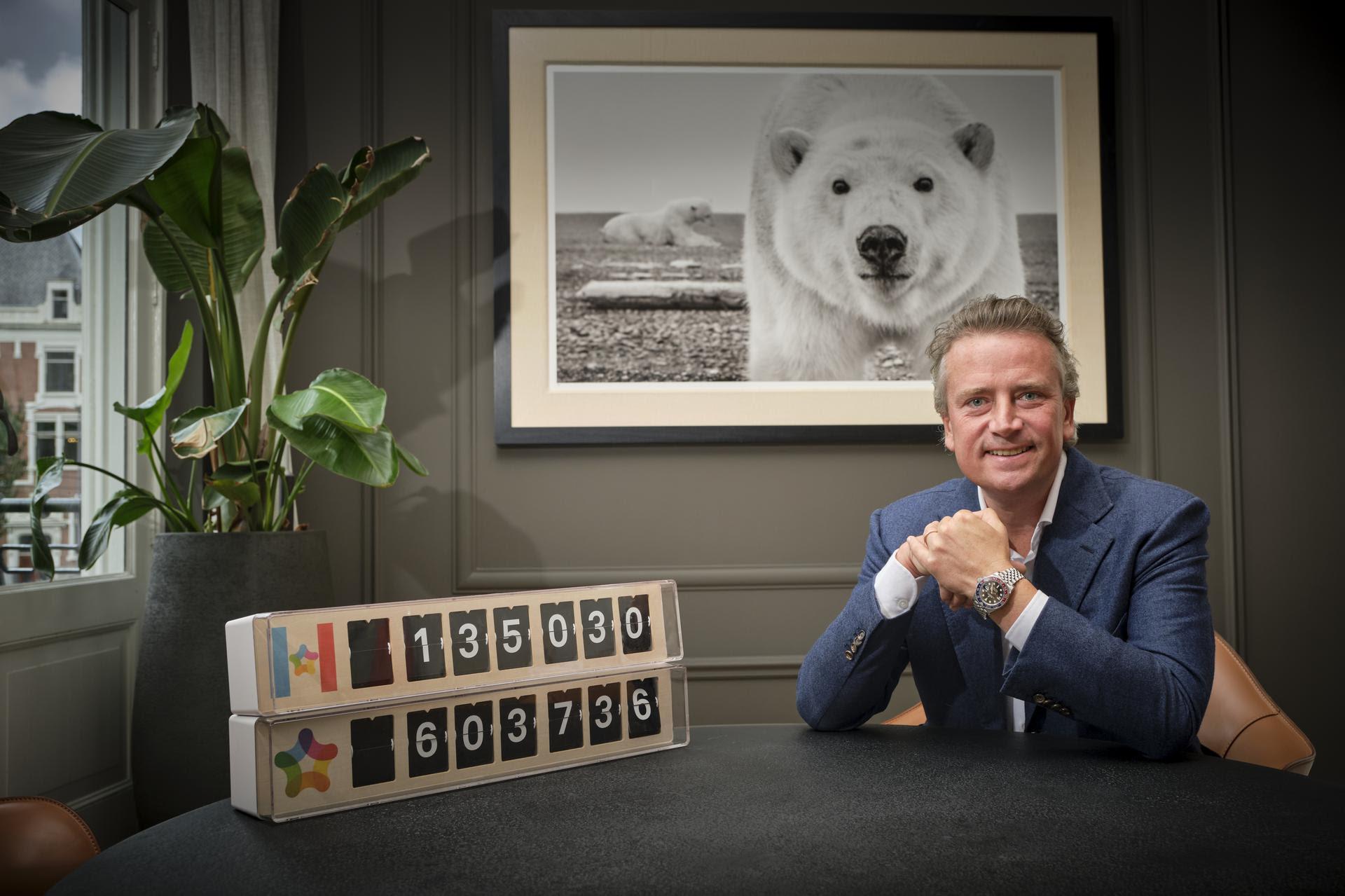 Pieter Schoen zet energiemarkt voor tweede maal op zijn kop