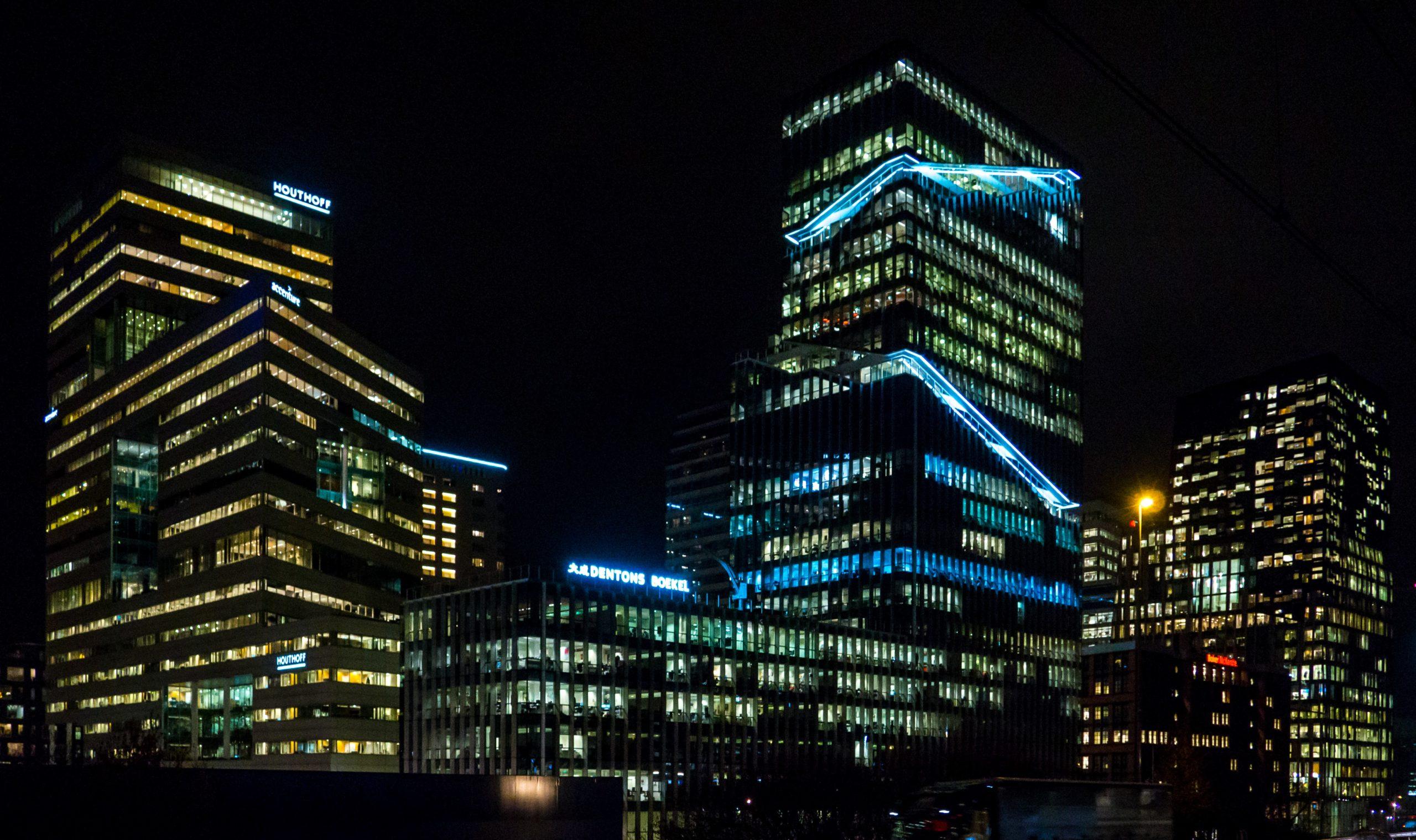 Amsterdamse kantorenmarkt wacht een uitdaging voor de ESG-strategieën van institutionele beleggers