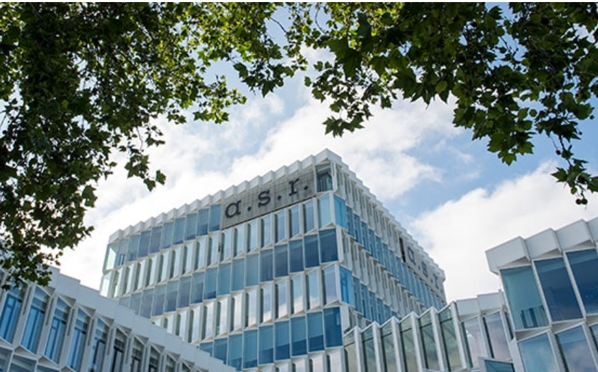 a.s.r. wereldwijd nummer 1 in ESG Risk Rating Sustainalytics