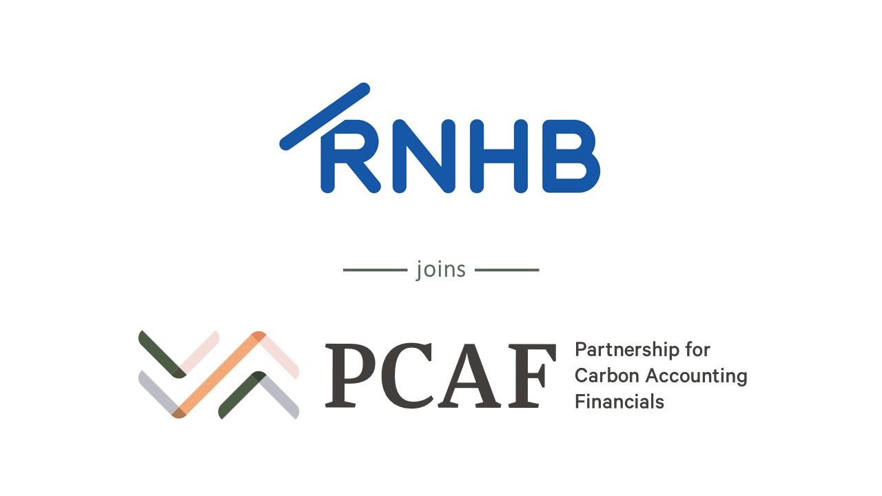 RNHB sluit zich aan bij het Partnership for Carbon Accounting Financials