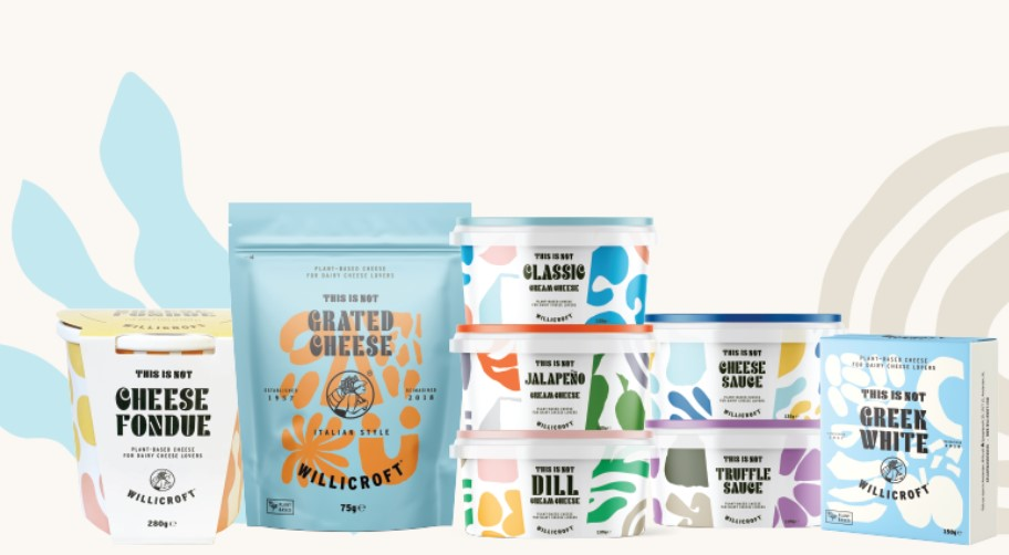 Capital V announces investment in Dutch plant based cheesemaker Willicroft.
