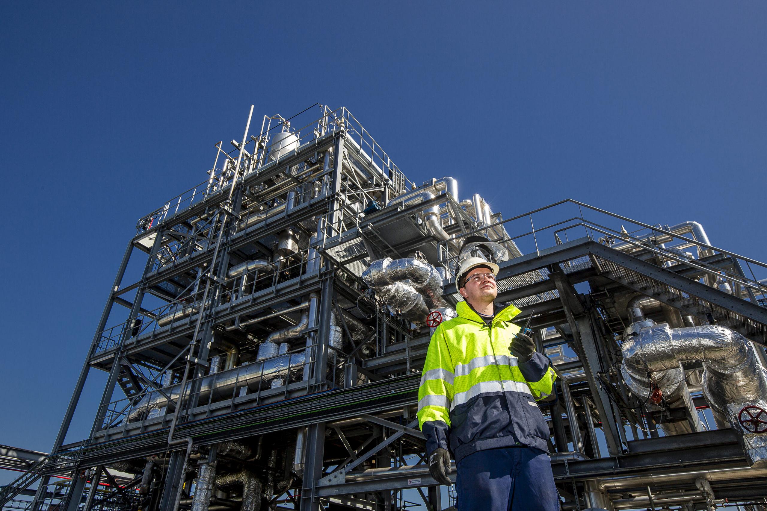 Shell investeert in plastic recycling technologiebedrijf BlueAlp