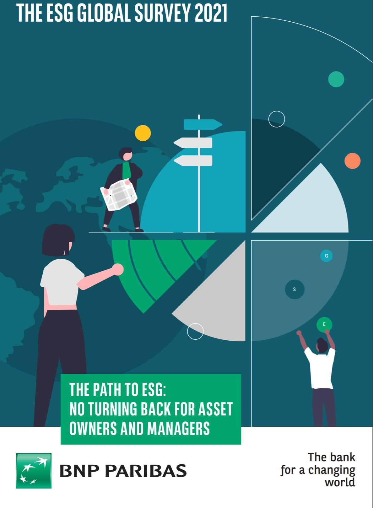 ESG Global Survey 2021: Nederland loopt internationaal voorop bij integratie ESG-factoren