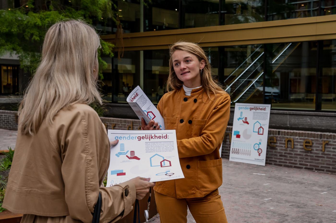 Rotterdams investeringsplatform Lendahand moedigt nieuw kabinet aan om de financieringskloof  tussen mannen en vrouwen te dichten