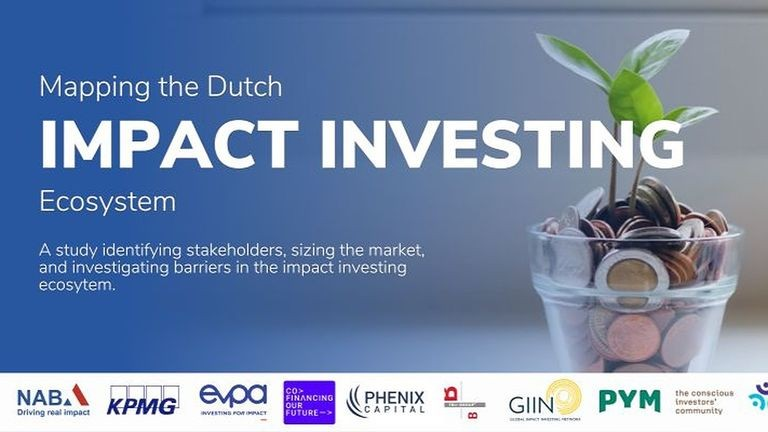Onderzoek 'State of the impact investing sector in the Netherlands'